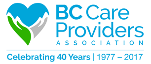 BC Care Providers Association - Celebrating 40 Years | 1977 - 2017
